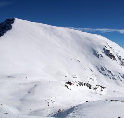 Face Ouest du Mulhacen