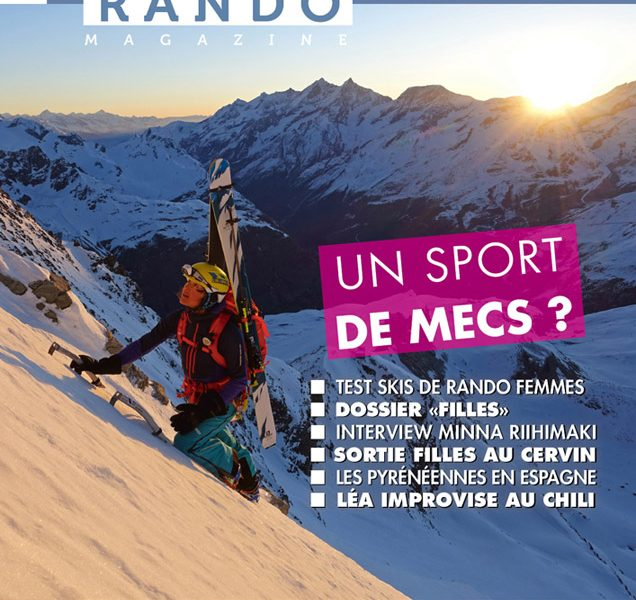 Ski rando magazine numéro 26