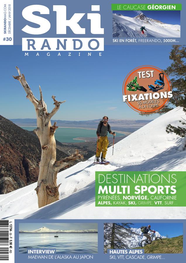 Ski rando magazine numéro 30