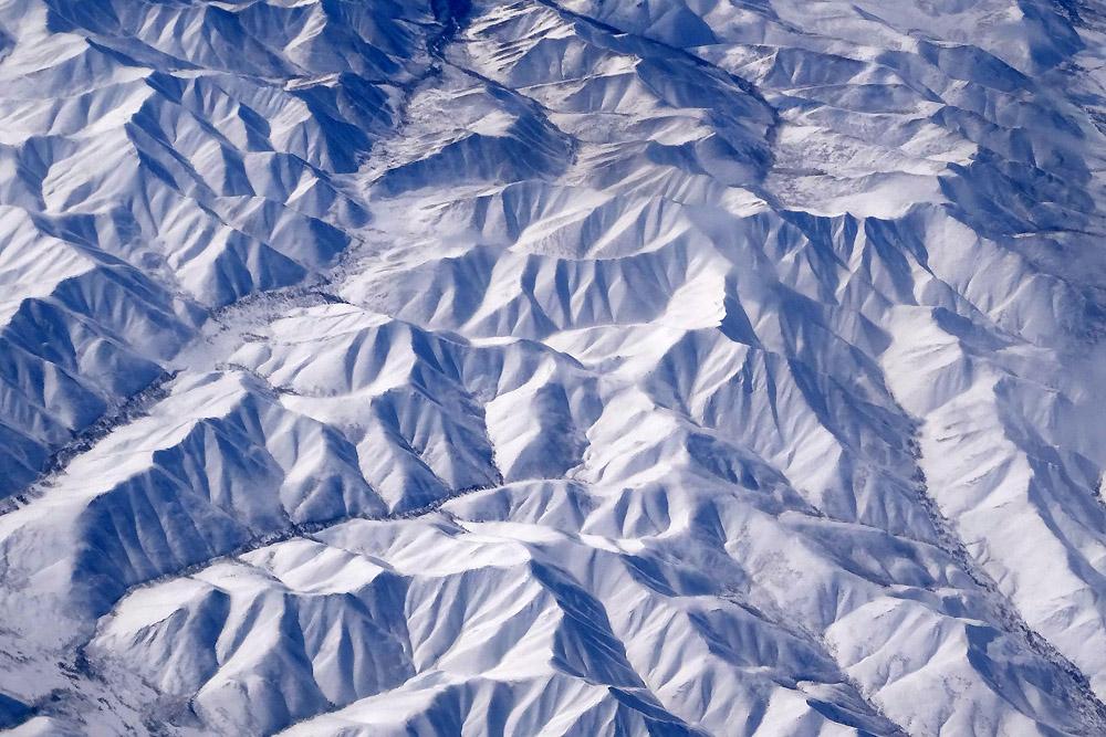 De quoi skier en Sibérie !